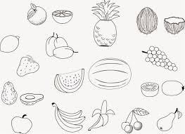 Cute Cartoon Apple Coloring Pages Gallery 3 S Fruit 1 Coloring