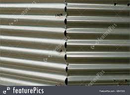 texture corrugated sheet metal fence abstract industrial background