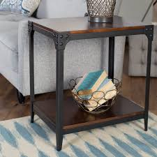 end tables side hayneedle glass coffee table with masterre