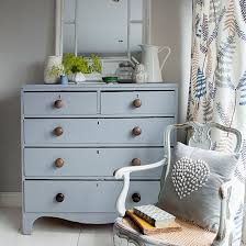 bedroom with pale grey chest of drawers bedroom decorating style at home housetohome co uk