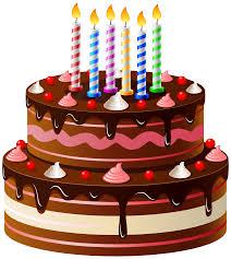 Birthday Cake Transparent Background Birthday Cake Clip Art