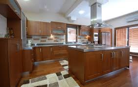 Kitchen Decorating Ideas With Brown Cabinets mixing kitchen cabinet