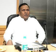 Union Minister of Steel, Shri Beni Prasad Verma