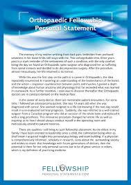 Residency Personal Statement Samples   Residency Application     Residency Personal Statement