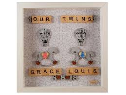 perfect baby shower gift for twins