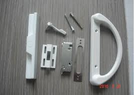 change sliding glass door lock doors