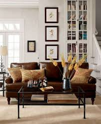 decorating brown leather couches. Living Room Decorating Ideas With Brown Leather Sectional Sofa Dark Couch Furniture Astounding Sofas Couches