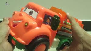 tanker carrying petrol (Xe bồn chở xăng thông minh)_ Trò chơi cho các bé  thiếu nhi - Tin tức điện máy, thông tin điện máy