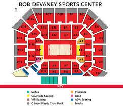 Bob Devaney Sports Center Seating Chart Volleyball 4 Nebraska Cornhuskers Volleyball Tickets Ncaa Tournament