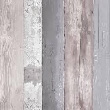 Vt Wonen Vliesbehang 10050 X 520mm P50 159 Woodland Grijs