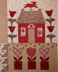 Le Jardin BOM - by Bunny Hill Designs - Quilt Pattern Set ... & Le Jardin Block-7 Adamdwight.com