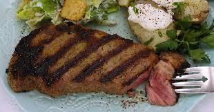 Line bottom of roasting pan with foil; Samurai Steak Palatable Pastime Palatable Pastime
