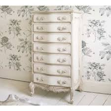 french shabby chic bedroom furniture. perfect french delphine shabby chic antique white tallboy inside french bedroom furniture y