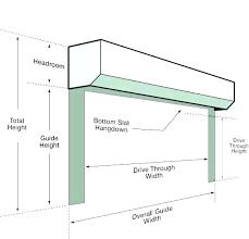 Garage Door Sizes Ampulove Co