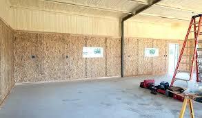 waterproof garage walls garage wall covering perfect corrugated metal walls plastic waterproof garage floor and walls