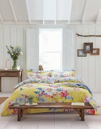 joules uk yellow whitle fl homeware duvet cover yellow whitle fl