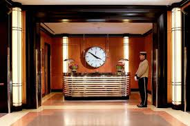 the chatwal a boutique hotel in new york city boutique reception counter