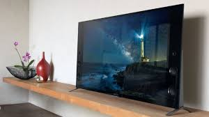 The Sony Bravia LED HDR 4K Ultra HD 3D Android Wedge 55\u2033 TV Sale
