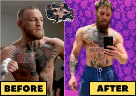 Amazing Body Transformation of <b>Conor</b> McGregor Across Four Years