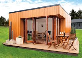 Wooden Games Room Timber Studio Contemporary Garden Buildings Belfast Bangor 24