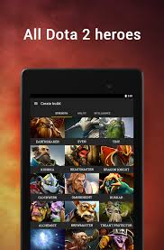 buildota2 for dota 2 google play store revenue download