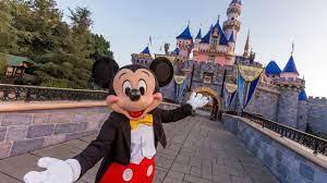 Disneyland offering California ...