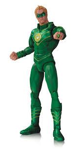 Dc Designer Series Green Lantern Dc Collectibles Dc Comics The New 52 Earth 2 Green Lantern