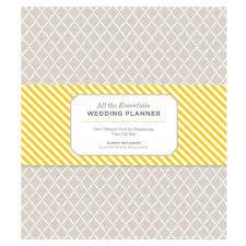Wedding Planner Wall Chart All The Essentials Wedding Planner