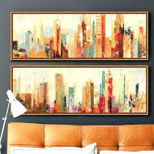 wall art for office space. Office Paintings Online Prints For Walls Peaceful Waterfall Canvas Urban  Architecture Modern Abstract Painting Wall Art Space L