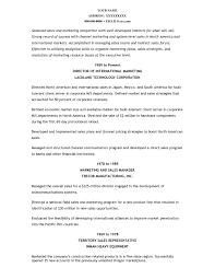 Fantastic American Resume Format Samples Image Documentation