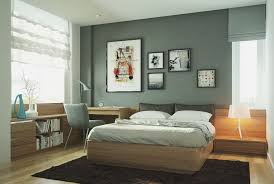 wall paint colors. Framed-Art-Painting-In-A-Modern-Apartment-Bedroom- Wall Paint Colors A