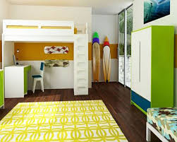 Children Bedroom Furniture Designs Kids Bedroom Decorating Ideas By Designing Bed Into Car Shapes And