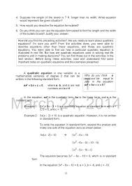 quadratic equation math aids word problems worksheet with answers pdf mathematica solve equations using formula