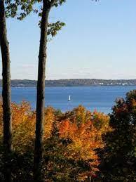 visit petoskey michigan fall color