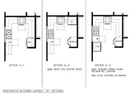 Large Kitchen Layout Amazing Kitchen Layout Templates 6 Different Designs Kitchen