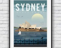 sydney opera house etsy