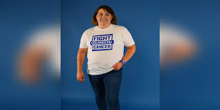 mechanicsville woman featured in colorectal cancer awareness month caign