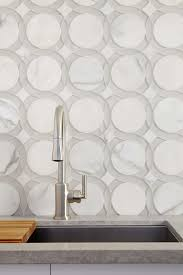 shower tile layout lovely liberty glass and stone mosaic tile in rockefeller circle pattern