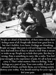 Jim Morrison Quotes Magnificent The Pain You Experience Makes Up Just As Much Of You As The Love