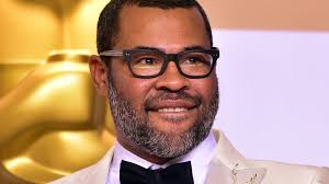 Jordan Peele pictured at the Academy Awards.