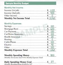 budgets sample mcdonald s sample budget sheet is laughable but its implications
