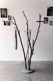 Diy Tree Coat Rack 100 Cool DIY Branch Coat Racks Wood you Pinterest Coat racks 17
