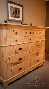 large bedroom furniture. rustic pine bedroom set large knotty dresser 02 furniture