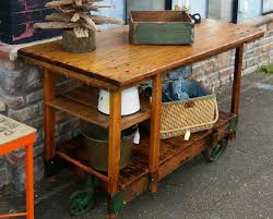 Kitchen island cart industrial Reclaimed Industrial Reclai Wood Rolling Kitchen Island Cart Pop Outlet Bar Table And Tal Dining Sets Interior Design Mini High Modern Cupboards Farmhouse Cooking Denverbroncos Industrial Reclai Wood Rolling Kitchen Island Cart Pop Outlet Bar