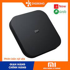 Android Tivi Box XIAOMI Tv box gen 4 version - Android TV Box, Smart Box  Nhãn hàng Xiaomi