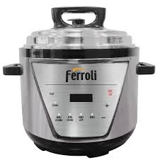 Nồi áp suất điện đa năng Ferroli FPC900-D - Rapido.vn