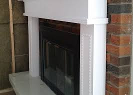 fireplace fiberglass surround fan replacement wood rutland insulation insert costco electric burning liner gas wattage stoves