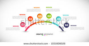 Colorful Arrow Infographic Download Free Vector Art Stock