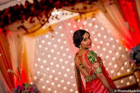 bride at indian wedding in the skylands nj gujarati wedding bridal makeup by