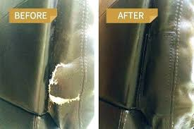 leather couch tear repair tear in leather couch s repair large rip co within how to